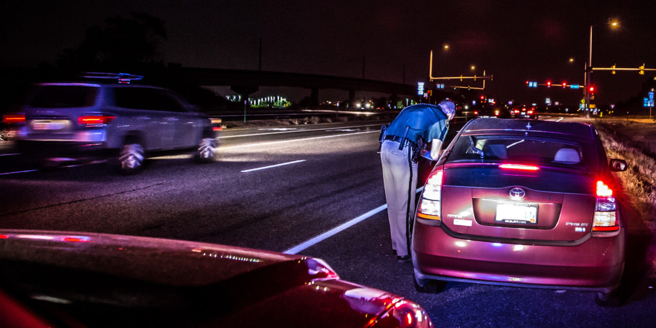 In Oregon, it's now illegal for police to look for other crimes during traffic stops