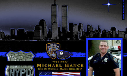 In Memoriam Officer Michael Hance
