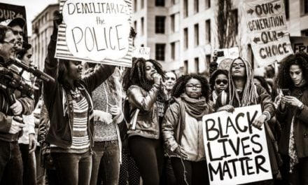 Poll Finds Majority of Registered Voters Have Negative View of Black Lives Matter