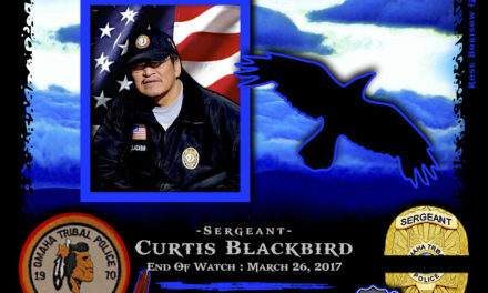In Memoriam Sergeant Curtis Blackbird