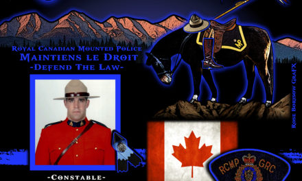In Memoriam RCMP Constable Richer Dubuc