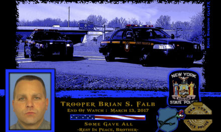In Memoriam Trooper Brian Falb