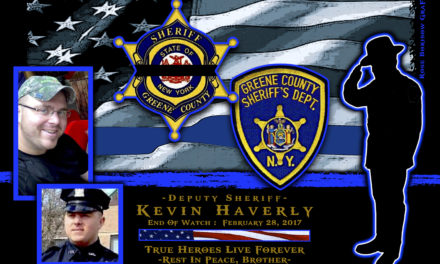 In Memoriam Sergeant Kevin Haverly
