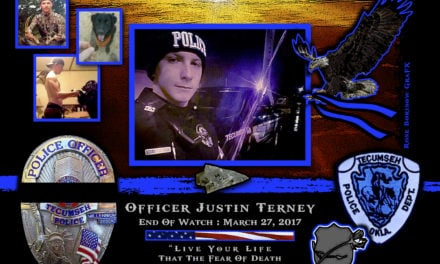 In Memoriam Officer Justin Terney