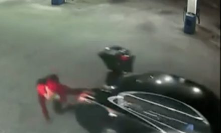 Kidnapped Woman Makes Dramatic Escape from Trunk