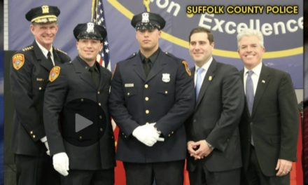 Double Amputee Graduates Police Academy, Ready For Service