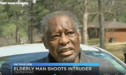 Elderly Homeowner Shoots Intruder During Home Invasion