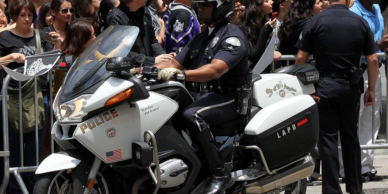 Fewer Arrests Being Made in California