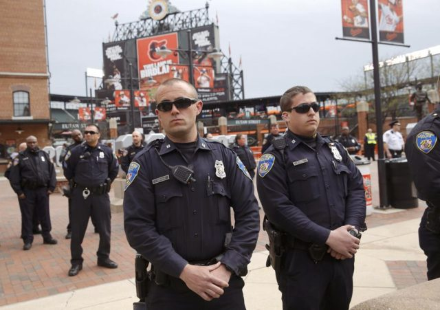 Baltimore Police Union Warned That Change in Policy Will Have Chilling Impact on Cops