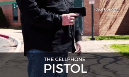 A Handgun the Size of Your Smartphone