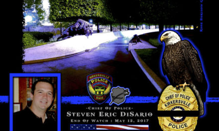 In Memoriam Chief Steven DiSario
