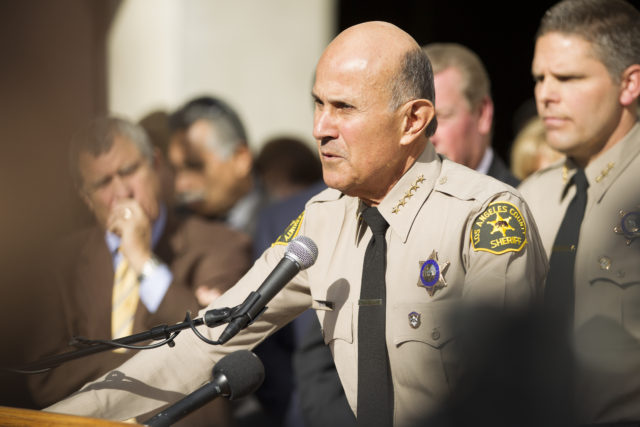 Former Los Angeles County Sheriff With 48 Years Experience Headed to Prison