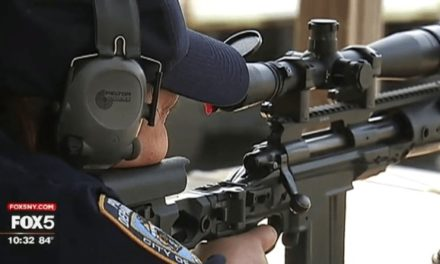 Meet NYPD's First Female Counter-Sniper
