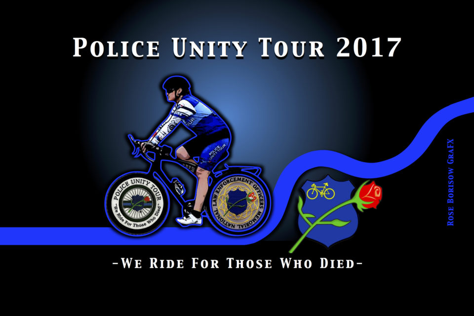 Police unity tour law enforcement today for Police tours