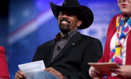 Sheriff Clarke Cleared in Court After 'Cheer Up, Snowflake' Comment