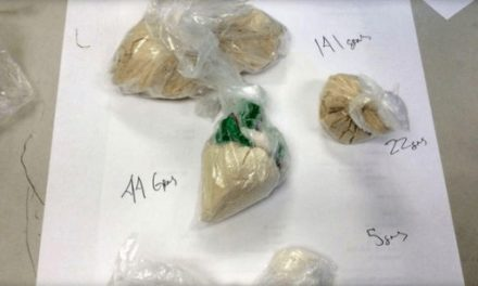 11-year-old boy reports drug trafficking father to police