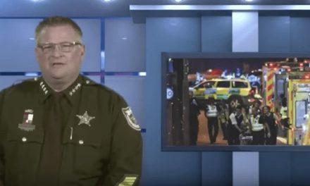 Florida Sheriff Encourages Armed Citizenry