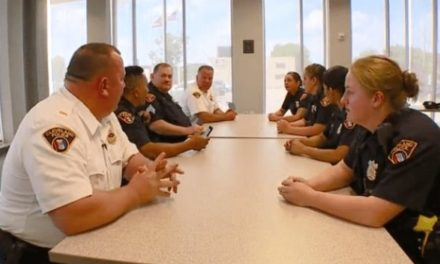 Four Ohio Women Follow Father's at Cleveland Police Department
