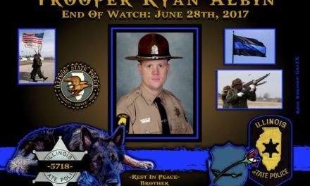 In Memoriam Trooper Ryan Albin