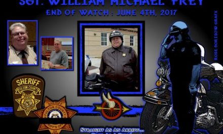 In Memoriam Sergeant William Frey
