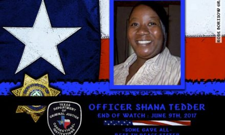 In Memoriam Corrections Officer Shana Tedder
