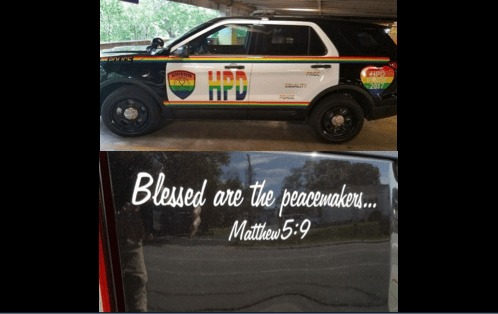 Gay Pride In … 'Blessed Are the Peacemakers' Out