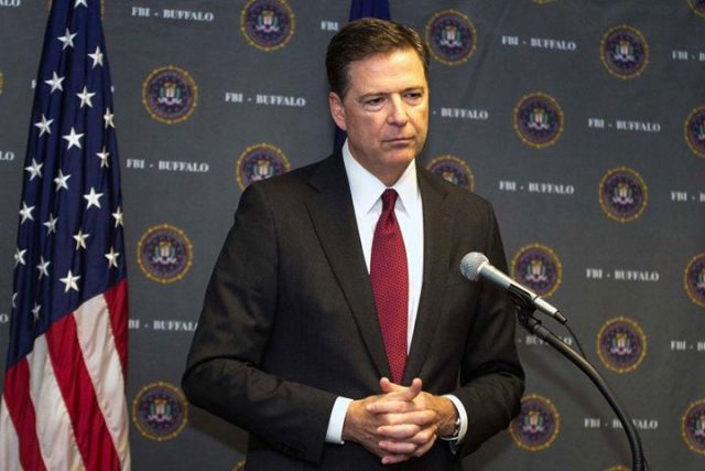 """Disgraced Comey admits: """"I was wrong"""".  Says FBI's FISA abuse """"was not acceptable""""."""