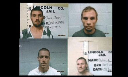 Four Inmates Escape Jail in Oklahoma