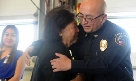 Personal Reflections from the Mother of an Injured Police Officer