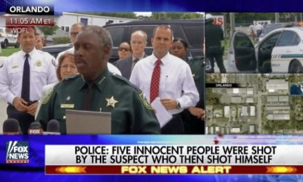 'Disgruntled' ex-employee kills five, turns weapon on self in Orlando