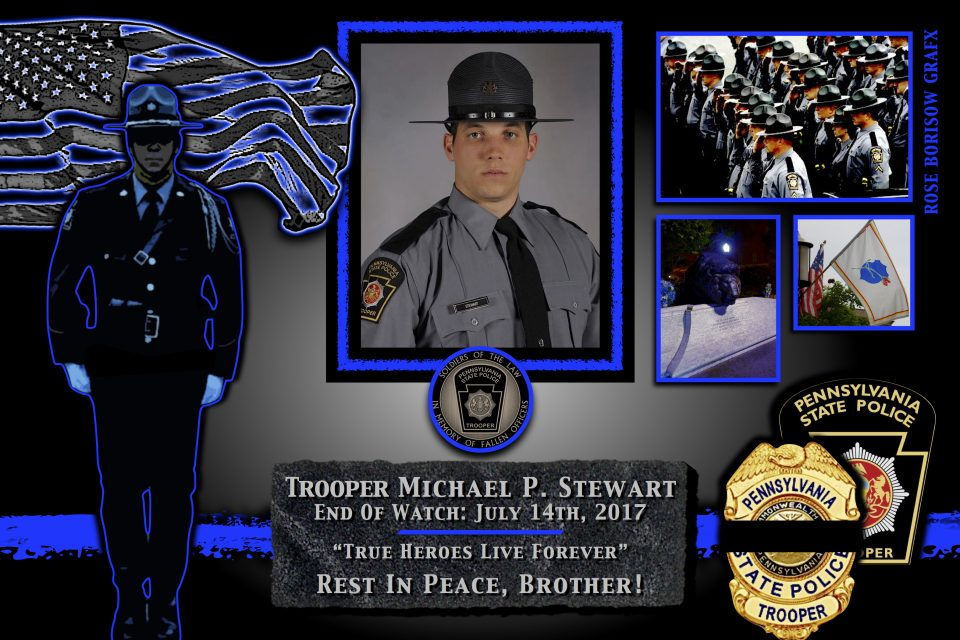 In Memoriam Trooper Michael Stewart