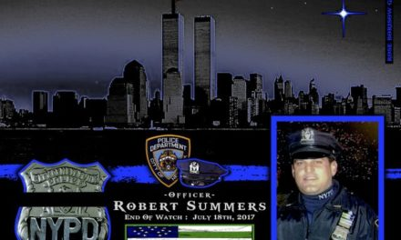 In Memoriam Officer Robert Summers
