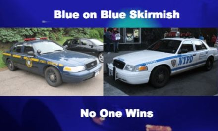 Blue on Blue Skirmish in New York After State Trooper Arrested for DUI
