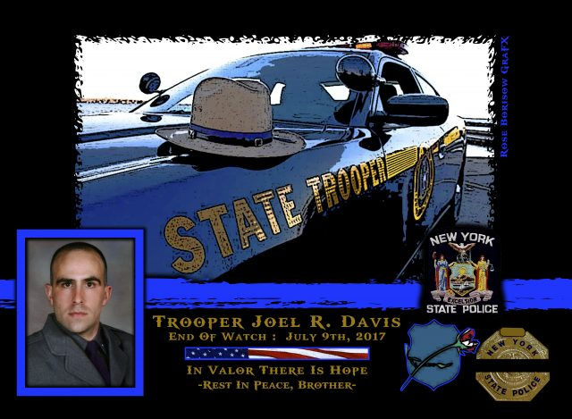 In Memoriam Trooper Joel Davis