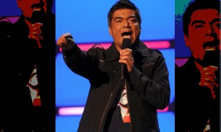 Comedian George Lopez: 'Deport the Police'