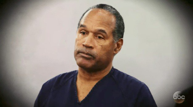 O.J. Simpson Is up for Parole