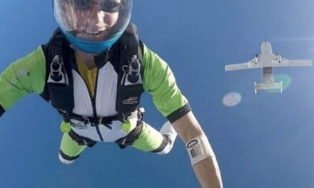 Death of Skydiver Appears to be Suicide