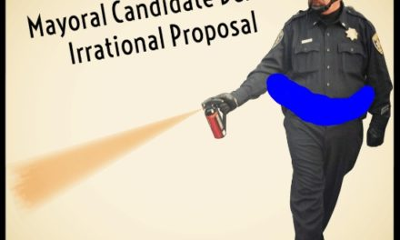 Minneapolis Mayoral Candidate Proposes Disarming Police