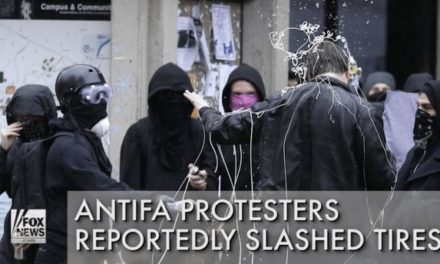 Why Doesn't the Media Condemn Left Wing Violence?