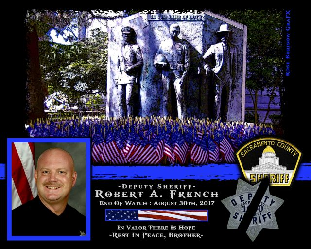 In Memoriam Deputy Sheriff Robert French