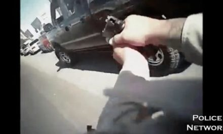 LVMPD Body Cam Footage of Recent Shooting