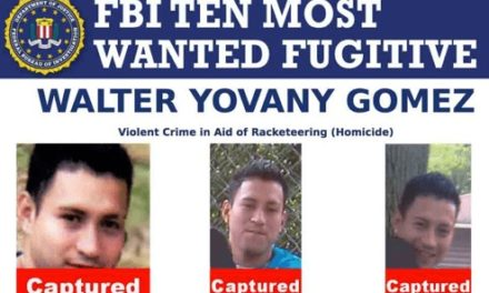 Four-Year Manhunt Leads to Capture of MS-13 Gang Member Wanted for Murder