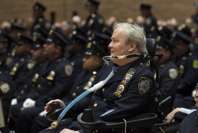 Parkway Named After Late Hero NYPD Detective Steven McDonald