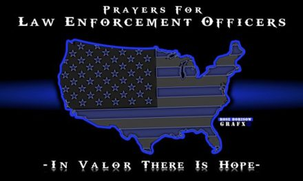 Bloody Night for American Law Enforcement; 6 Officers Shot in Separate Crimes
