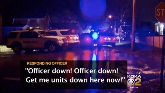 Officer's Life Changed Overnight