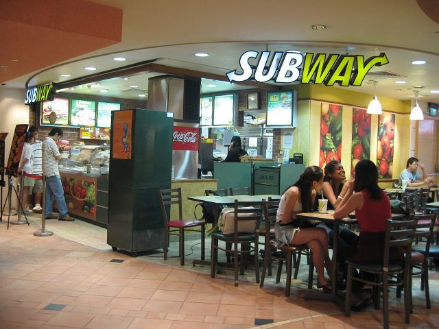 Subway Sues Police Department After Employee Exonerated of Poisoning Officer
