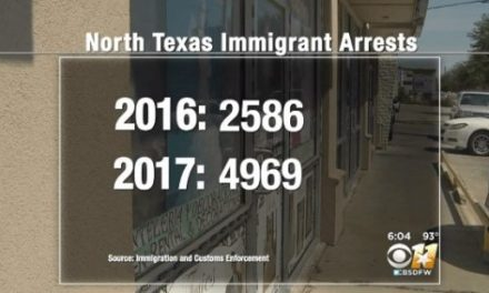 Arrests of Undocumented Immigrants Nearly Double in North Texas