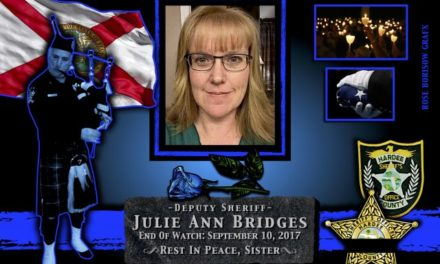 In Memoriam Deputy Sheriff Julie Bridges