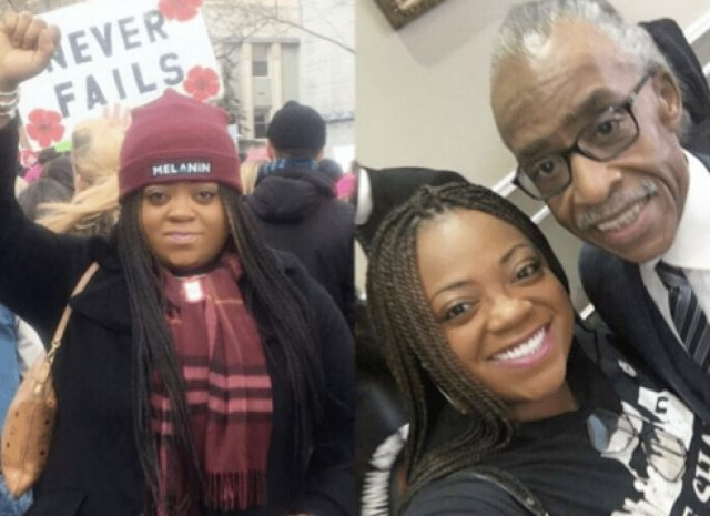 Al Sharpton's Daughter Arrested