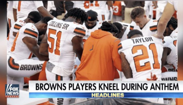 Police and EMS Unions Decline Participation in National Anthem Due to Players Kneeling